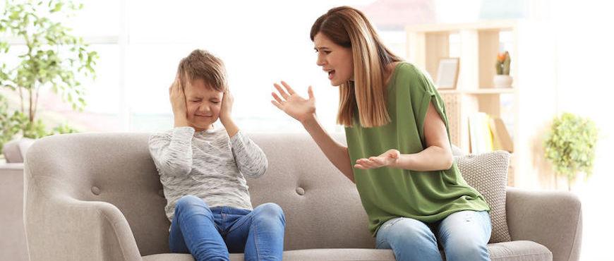 Mon enfant ne m'écoute pas