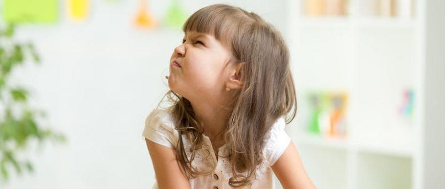 Mon enfant se frustre facilement, quand je lui parle